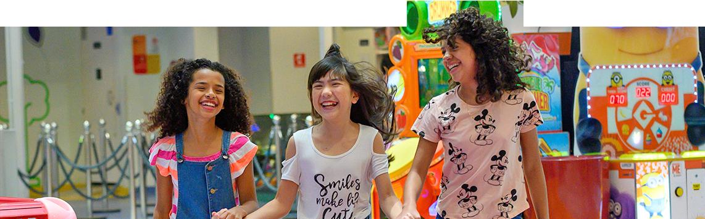Faça sua festa no Play e tenha muita diversão no seu aniversário!
