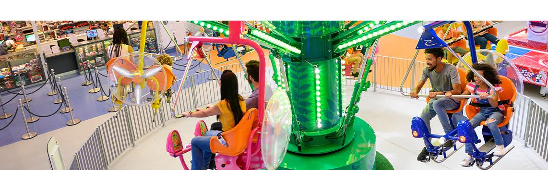 Conheça o Playland Eldorado e tenha muita diversão em família